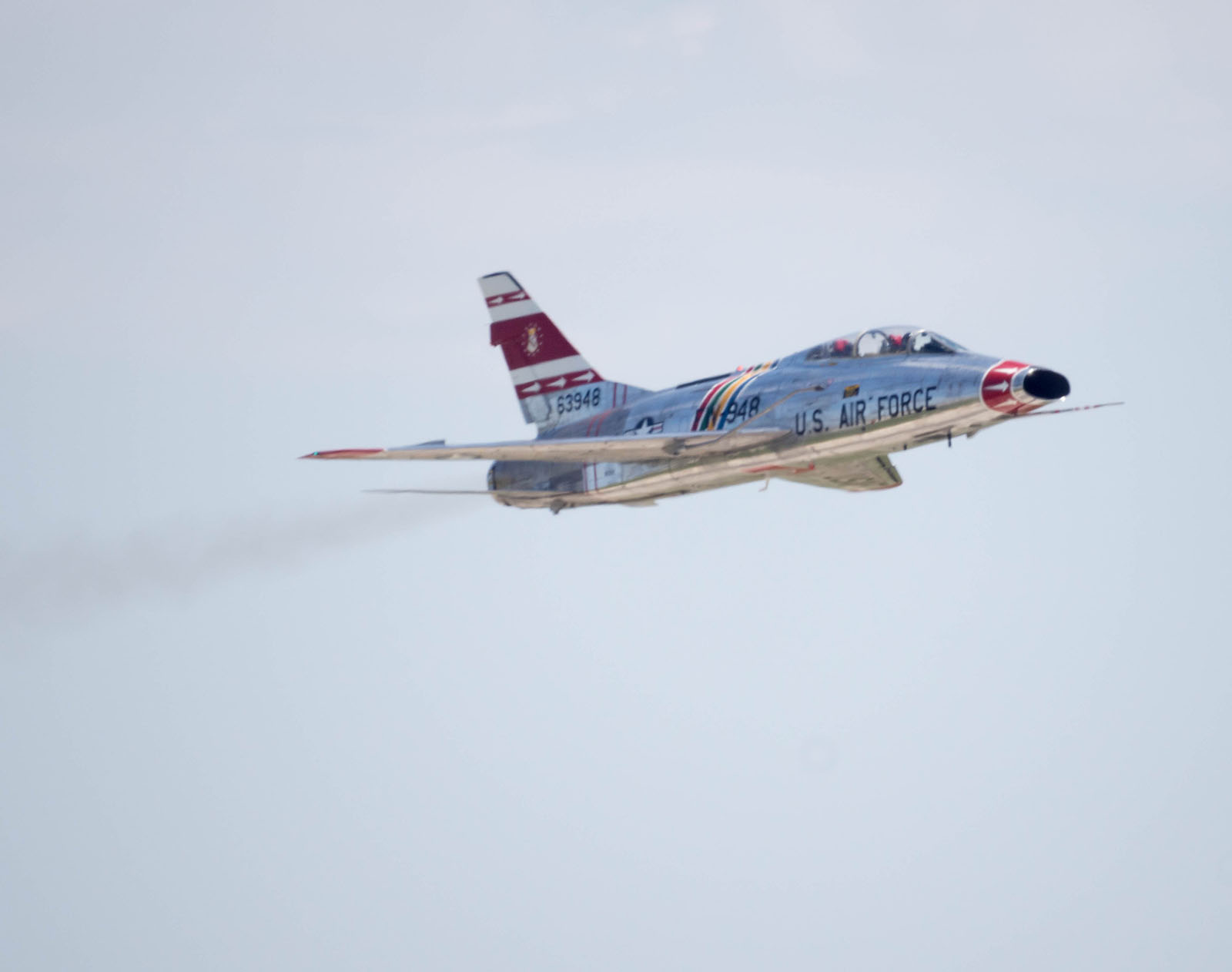 F-100 Veterans Flight Week 2016 Photo 022