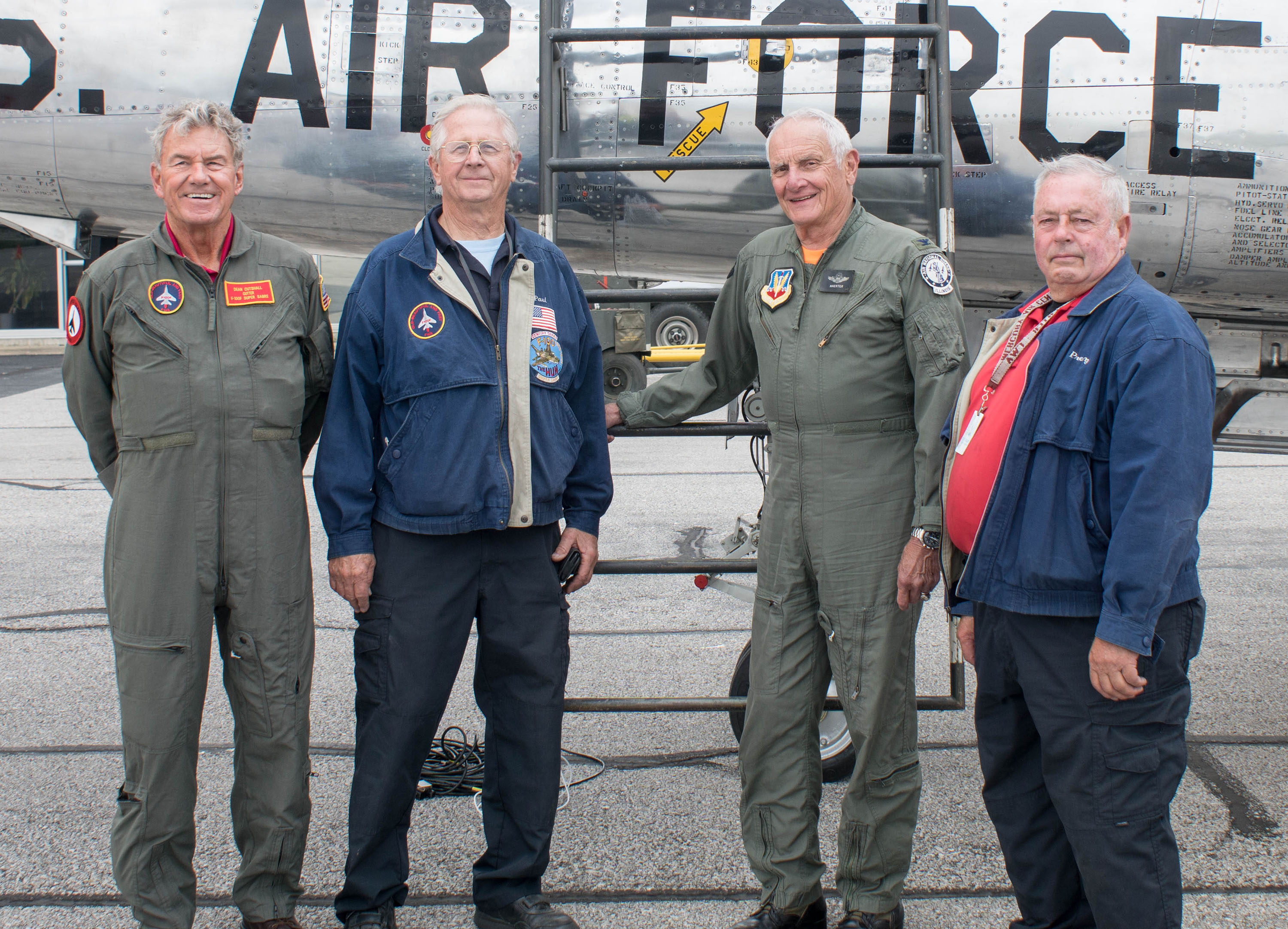 F-100 Veterans Flight Week 2016 Photo 030