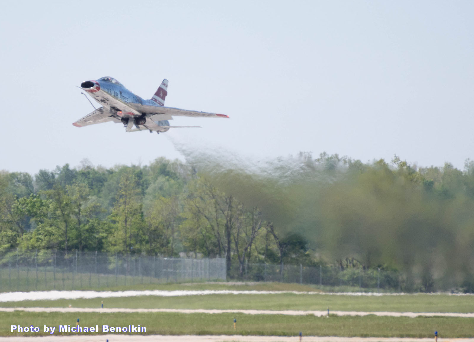 F-100 Veterans Flight Week 2016 Photo 040