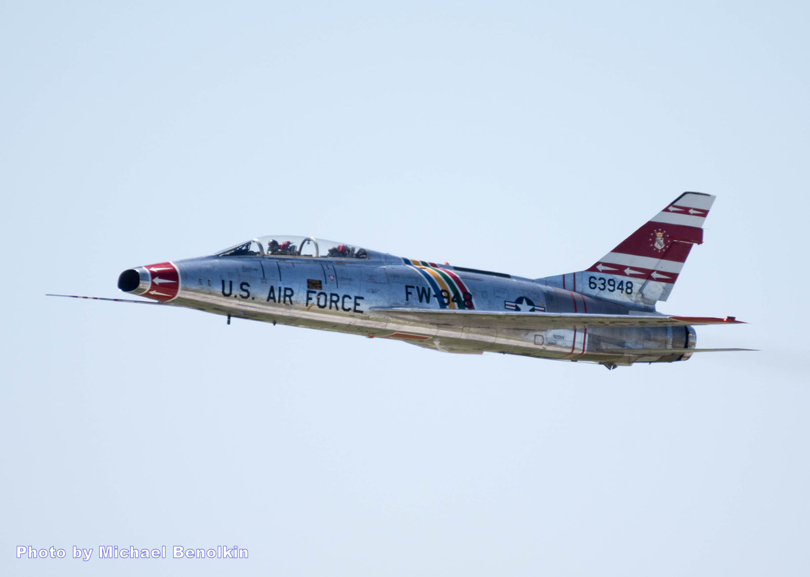 F-100 Veterans Flight Week 2016 Photo 041