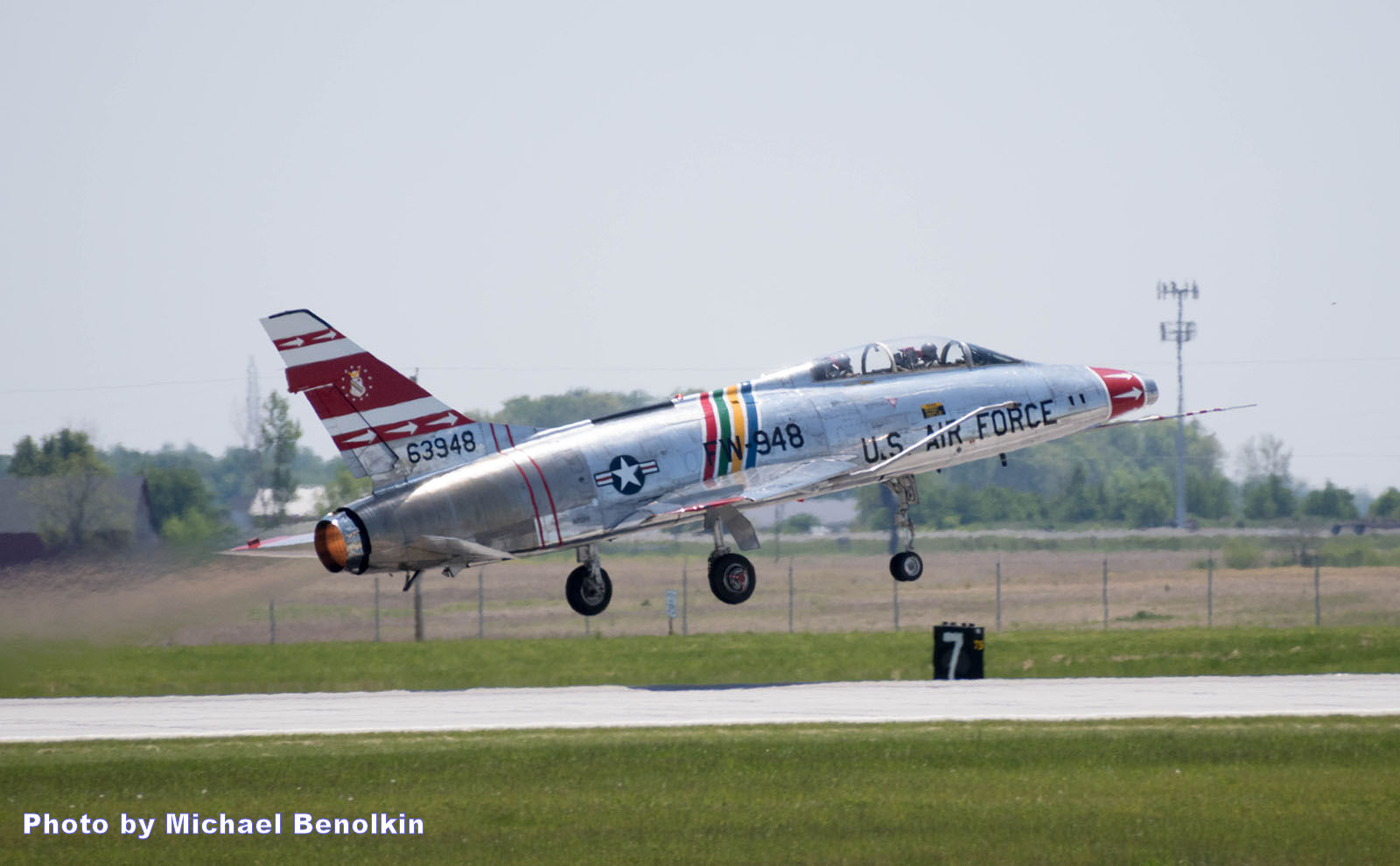 F-100 Veterans Flight Week 2016 Photo 079