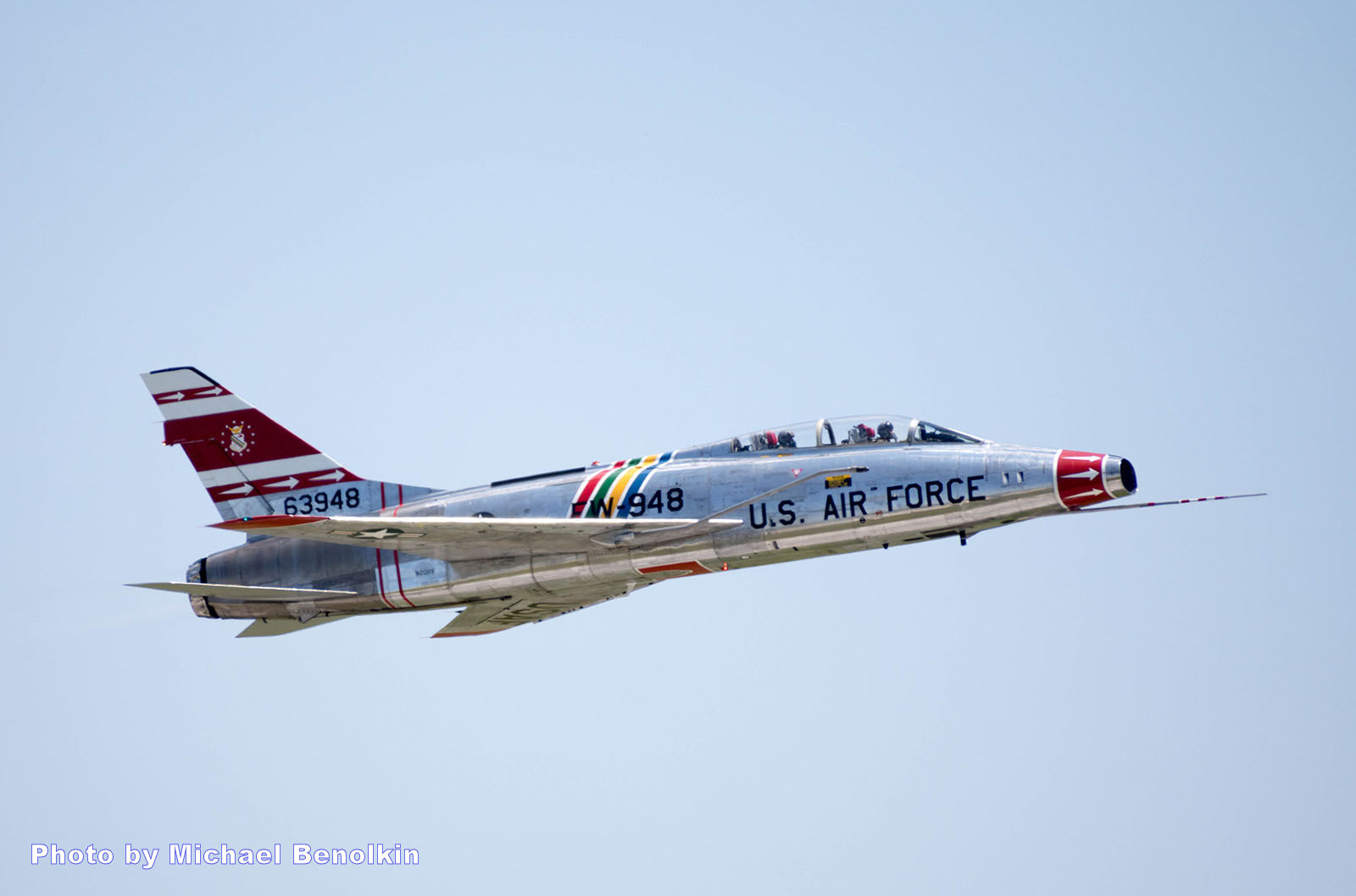 F-100 Veterans Flight Week 2016 Photo 080