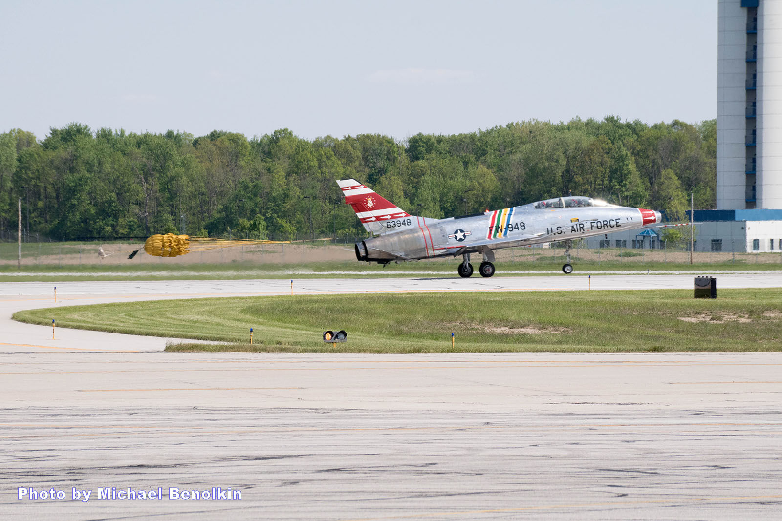F-100 Veterans Flight Week 2016 Photo 089