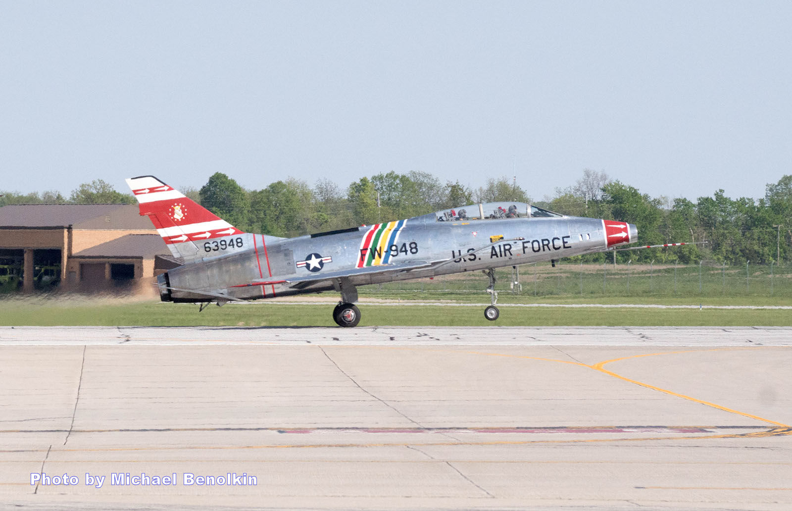 F-100 Veterans Flight Week 2016 Photo 099