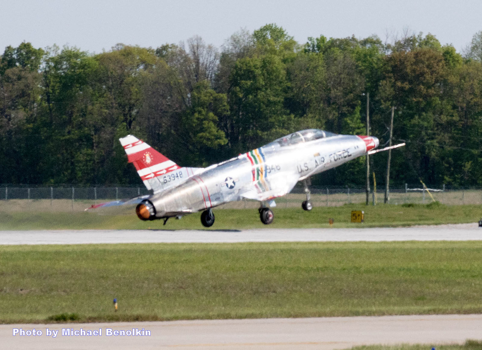 F-100 Veterans Flight Week 2016 Photo 101