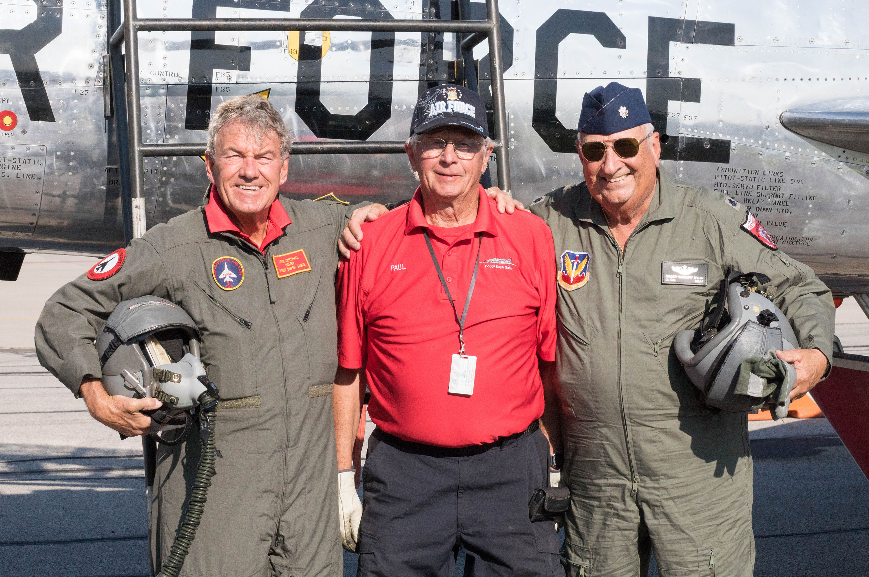 F-100 Veterans Flight Week 2016 Photo 109