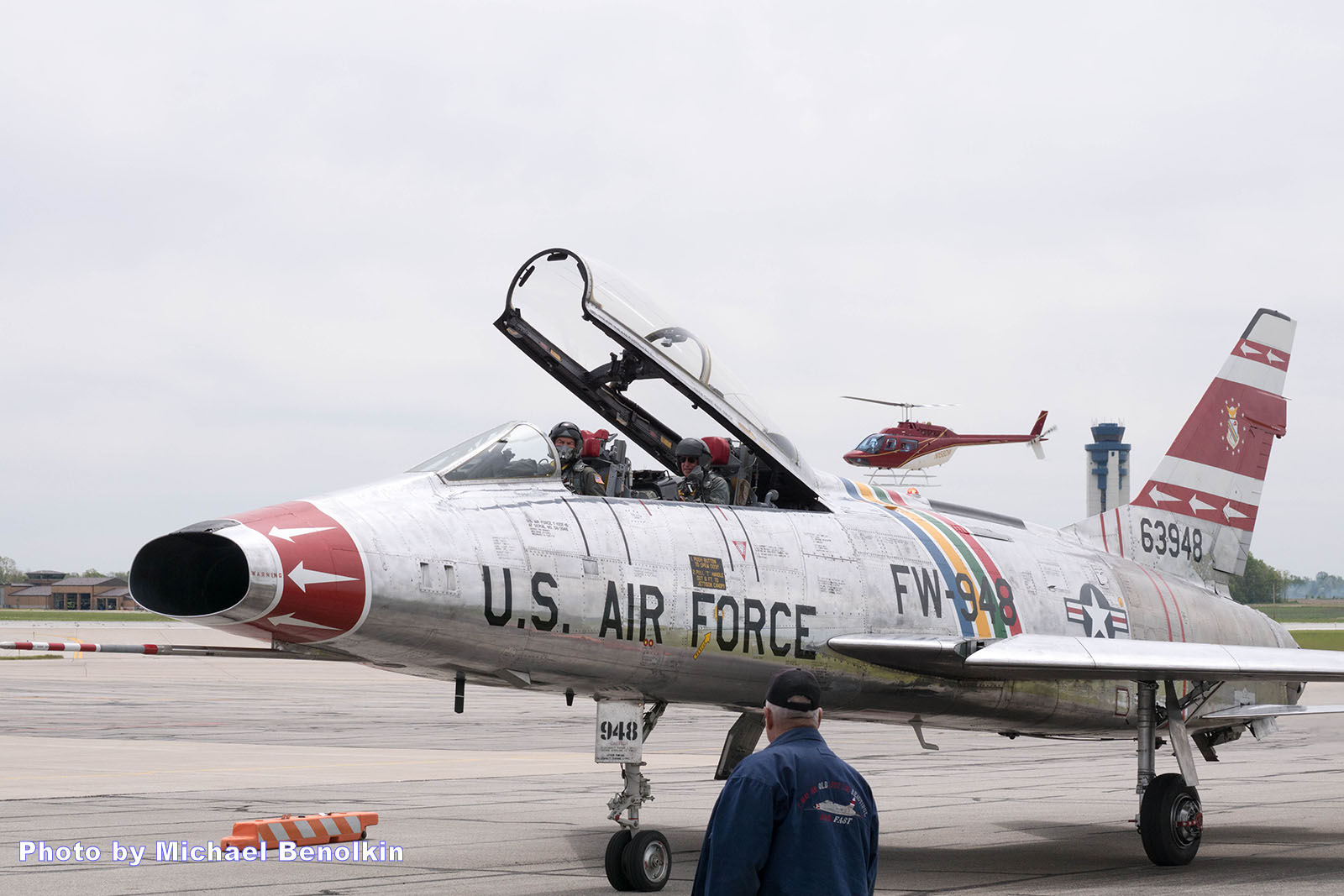 F-100 Veterans Flight Week 2016 Photo 134