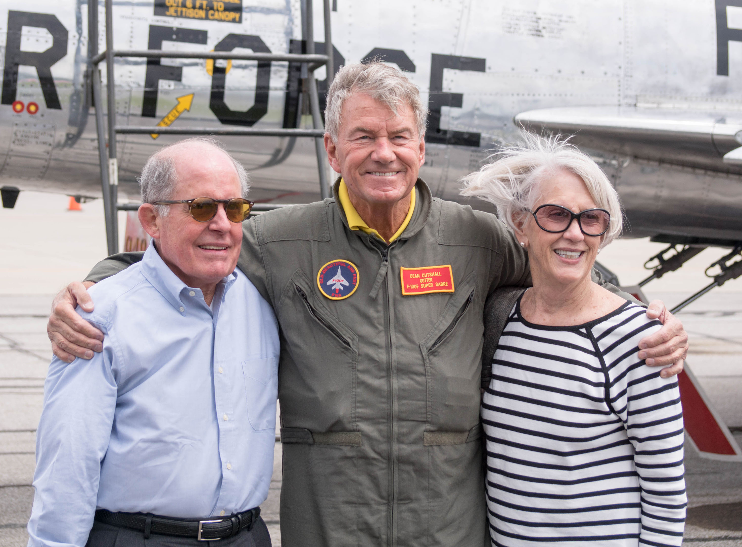 F-100 Veterans Flight Week 2016 Photo 144