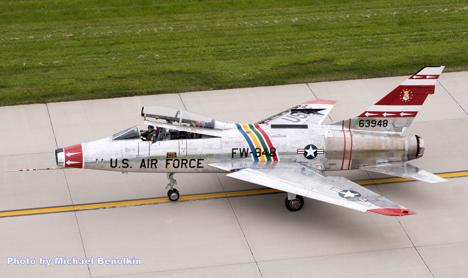 F-100 Veterans Flight Week 2016 Photo 150