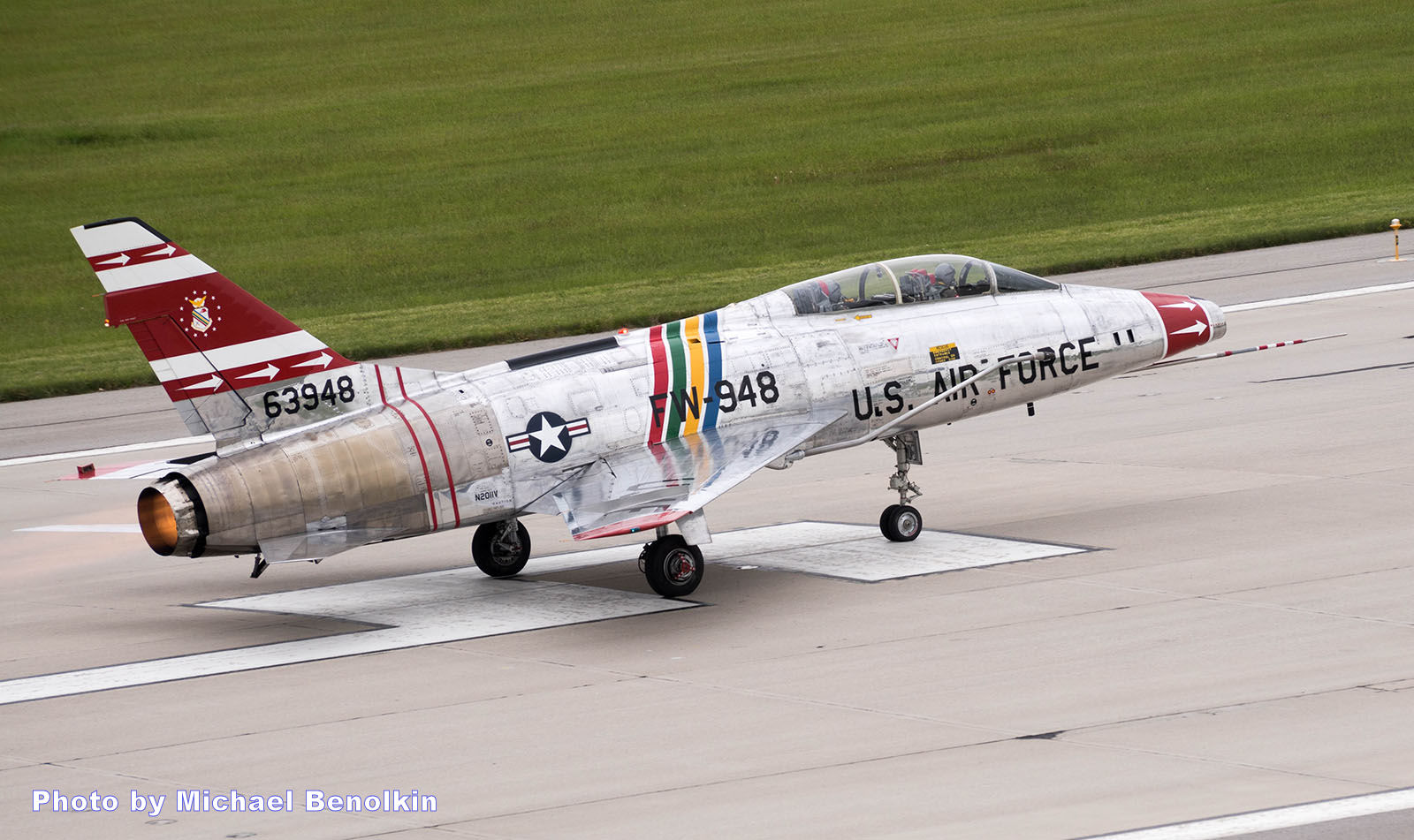 F-100 Veterans Flight Week 2016 Photo 152