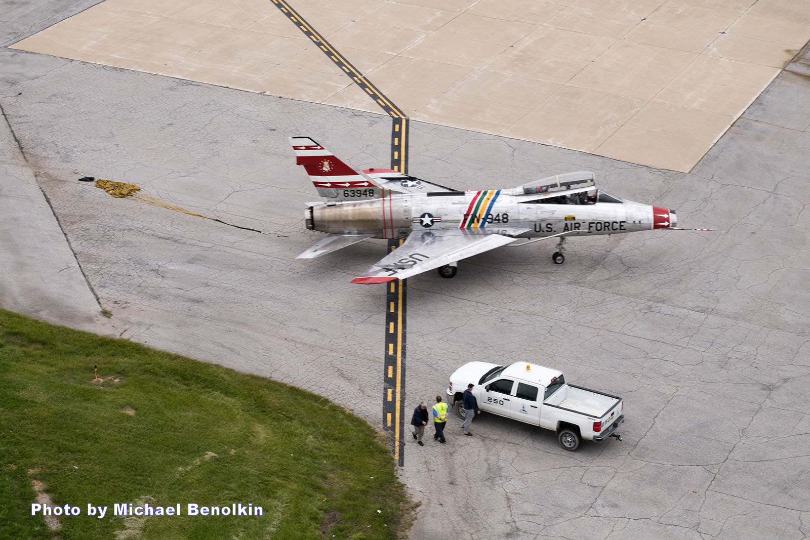 F-100 Veterans Flight Week 2016 Photo 156