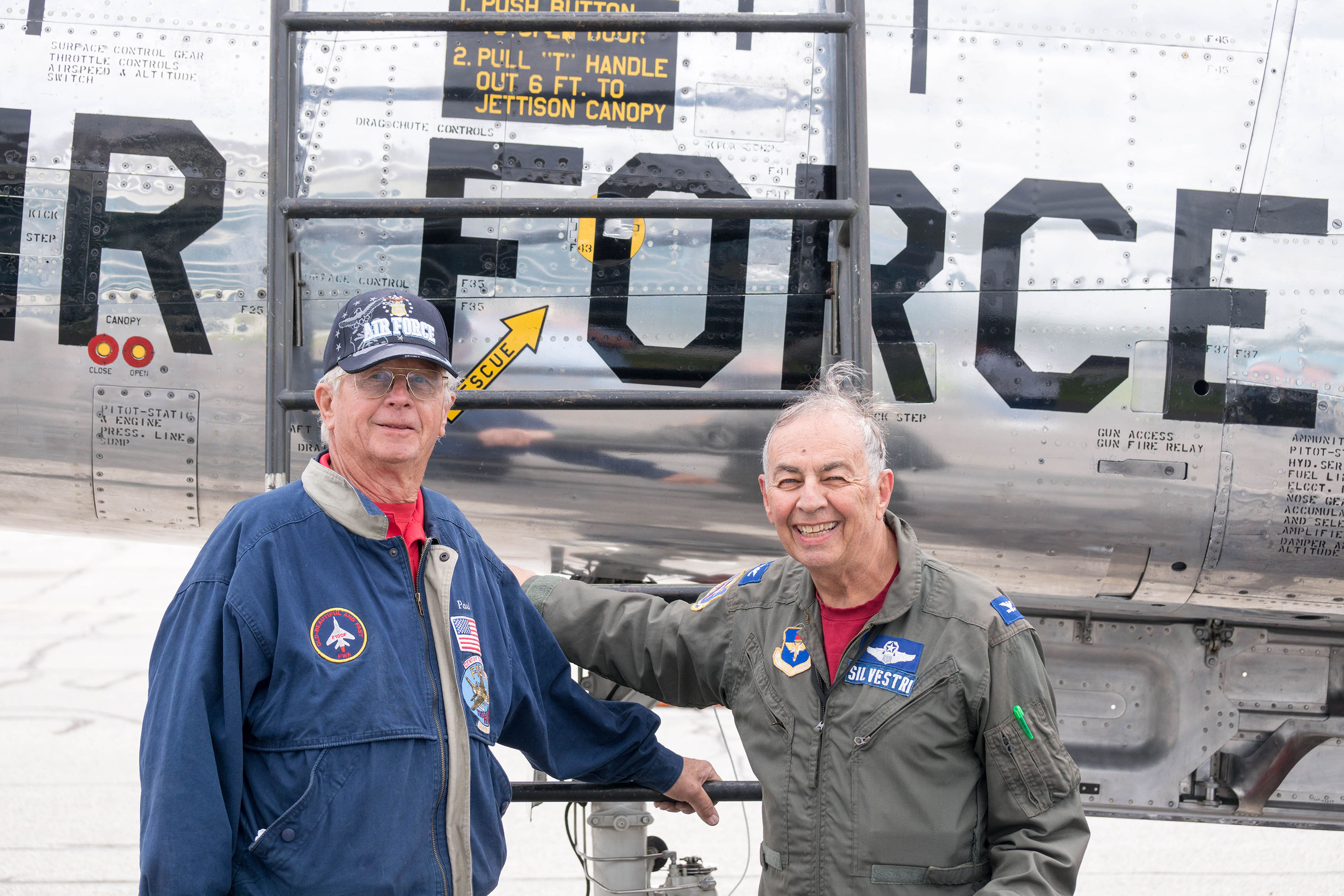 F-100 Veterans Flight Week 2016 Photo 172