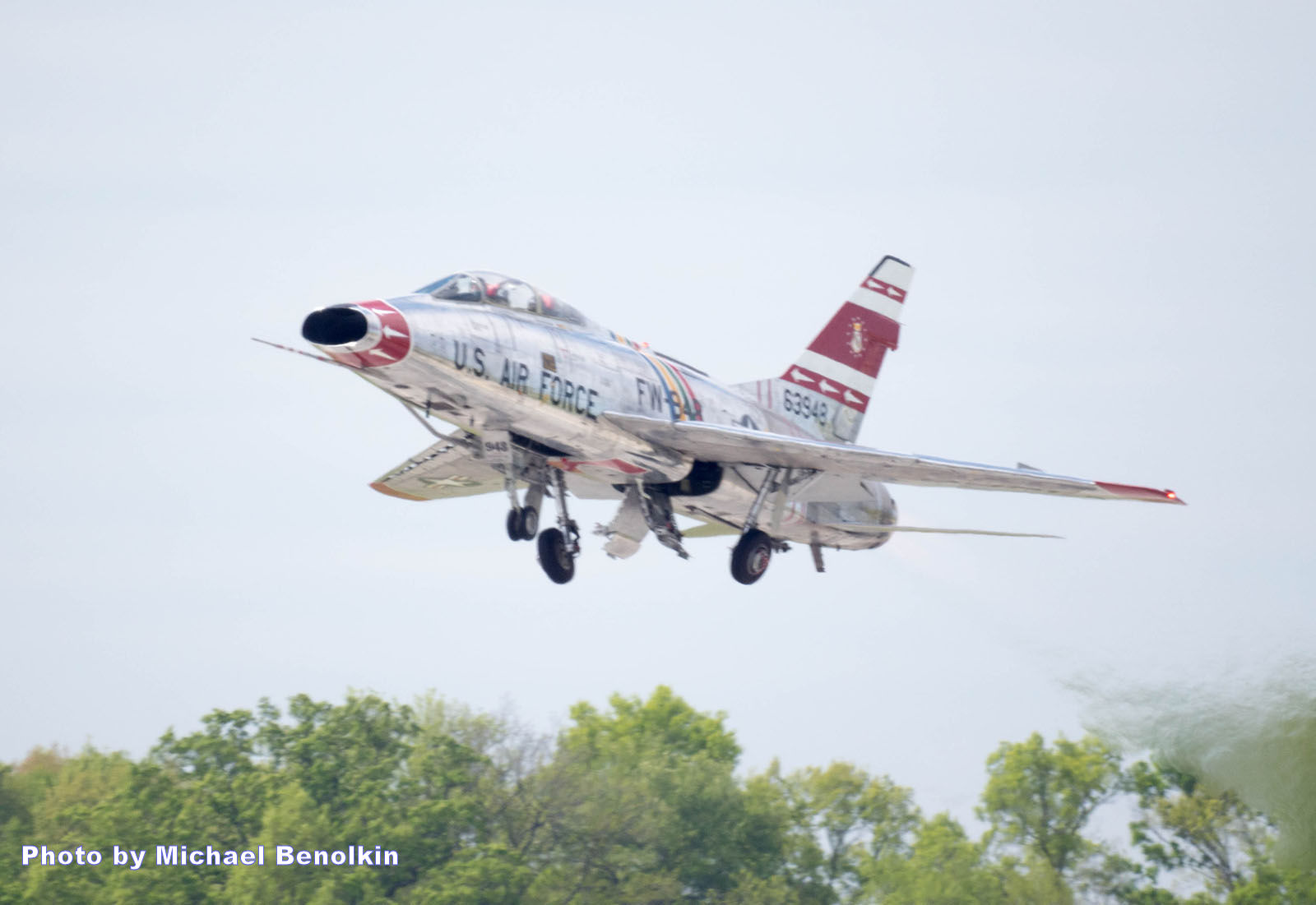 F-100 Veterans Flight Week 2016 Photo 179