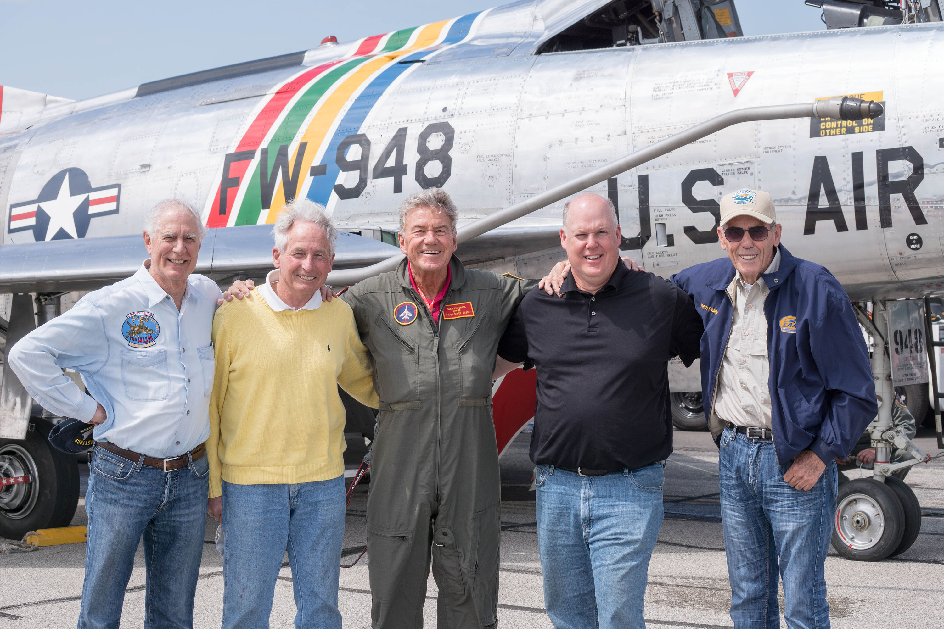 F-100 Veterans Flight Week 2016 Photo 191