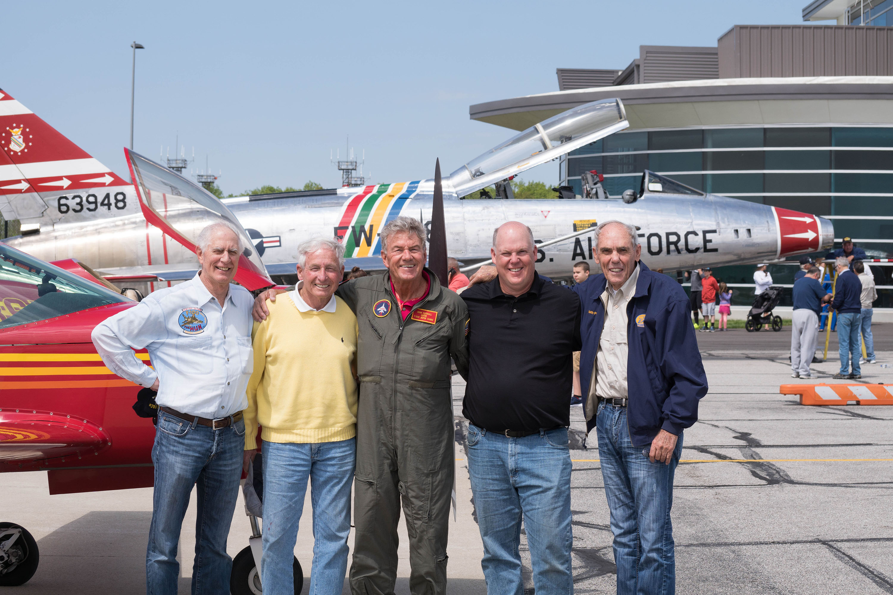 F-100 Veterans Flight Week 2016 Photo 192